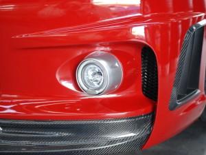 イカリング埋め込み GT-R フォグランプ