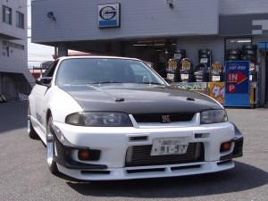 ニッサンスカイライン GTR33