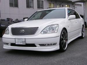 トヨタ セルシオ30