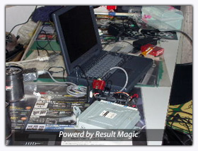 リザルトエンジンコンピュータ