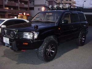 トヨタ ランクル100